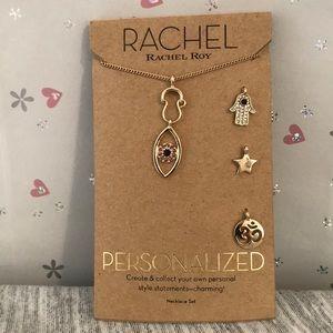Rachel Roy Personalized Necklace Set 🧿